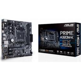 Socket AM4 AMD A320 2x DDR4...