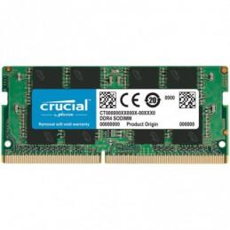 CRUCIAL 8GB DDR4-2666...