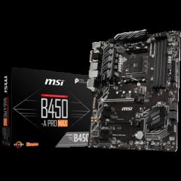 MSI B450-A PRO MAX, ATX,...