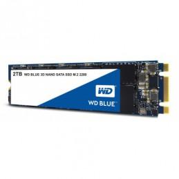 WD SSD 2TB BLUE M2 2280...