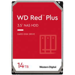 HDD NAS WD Red Plus (3.5'',...