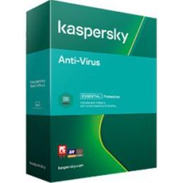 Kaspersky AntiVirus 1 PC...